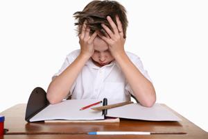 superar las angustias de lo escolar