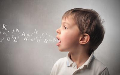 imagen que acompaña articulo sobre el habla de los niños